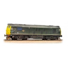 SF - Class 25/1 25043 (32-331) Weathered Green
