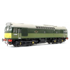 Class 25/3 D7647 Heljan Fitted with Legomanbiffo Sounds