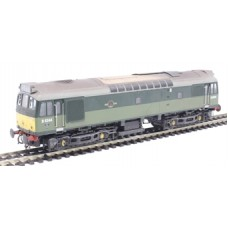 Class 25/3 BR Green D5244 Weathered with Legomanbiffo Sounds