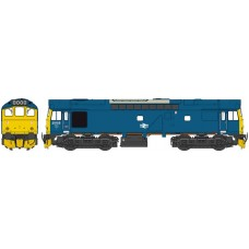 Class 25/3 BR Blue 25155 (Weathered) With Legomanbiffo Sounds