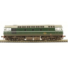 Heljan 26651 Class 26 D5312 Weathered BR Green Livery