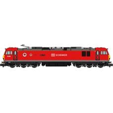 NLB-Class 92 Revolution Trains