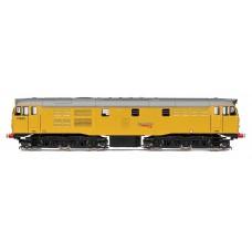 SF-Class 31: 31285 Network Rail 'Weathered' Yellow