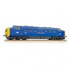 Class 55 Deltic 55004 Queens Own Highlander
