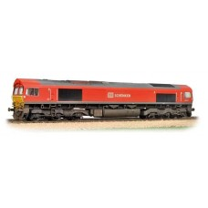 SF-Class 66 DB Shenker 66101 (Weathered)