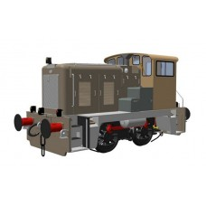 LB-Class 02 – BR/Yorkshire Engine Company 0-4-0 Shunter New Features Added