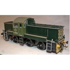LB-Class 14 Minerva Models