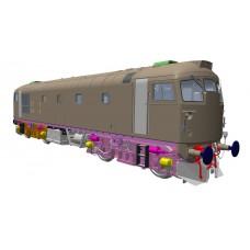 LB-Class 26/1 Heljan 7mm