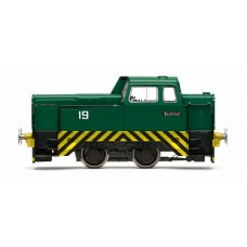 RR-Sentinal 0-4-0 Diesel Shunter