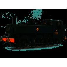 WT-GWR 45XX 0-6-0 Locomotive