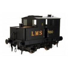 WT Y1/Y3  0-4-0 Locomotive