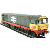 BR-Class 58 (BR – DCC Sounds) - BREL Doncaster