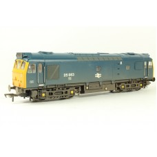 Bachmann 32-412   Class 25 (25083 Factory Weathered)