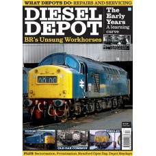 Diesel Depot. The early years: Volume 1