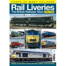 Rail Liveries 1948 to 1996. Volume 4