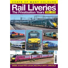 Rail Liveries 1992 to 2019. Volume 5