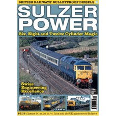 Sulzer Power: From 24 to Falcon: Volume 2