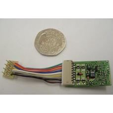 DCC20 Gaugemaster/MRC 8 Pin Decoder