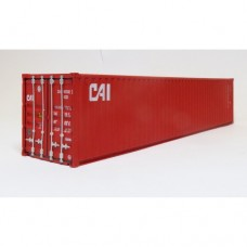 CR - 40ft CAI Standard Container - Pair