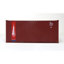 CR-Trans American Leasing 20FT Std Container - per pair (2)