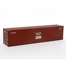 CR - ZIM 40ft Hi-Cube: Per Pair (2)