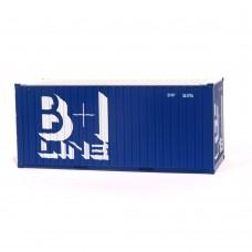 CR-B+I (British & Irish) 20Ft Container  (Per 2)
