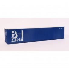 CR-B+I (British & Irish) 40Ft Container  (Per 2)