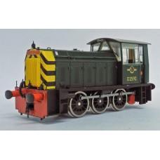 LB-Class 05 Hunslet 0-6-0 Shunter