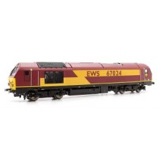 R3349 Class 67 EWS 67024 (Hornby)