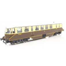 Heljan 19400 GWR No 22 Railcar GWR Green