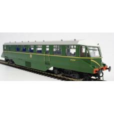 Heljan 19404 W32W Railcar BR Green