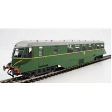 Heljan 19405 W26W Railcar BR Green