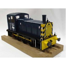 LB-Class 03 - Drewery 0-6-0 (Heljan) New Features Added