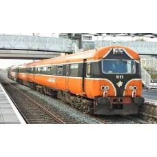 Irish Rail Mk 3 DVT