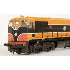 Murphy Models No 078 Orange 'IE Small Logo'