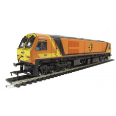 Murphy Models Class 201 - Loco Number 210 'River Erne' in CIE Orange Livery