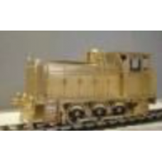 JE - Barclay 204HP 0-6-0 complete kit