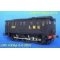 JE - LMS 1831 0-6-0 DH Diesel Shunter - (Complete Kit)