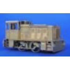 JE -D2745-80 North British 0-4-0 Diesel Shunter (Complete Kit)