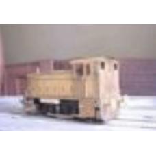 JE - Ruston 165DS 0-4-0 Diesel Mechanical complete kit