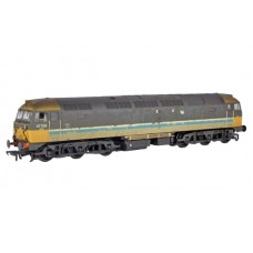 SF-Class 47: 47706 Weathered ScotRail
