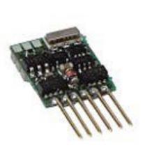 Silver Mini Direct 6Pin Decoder