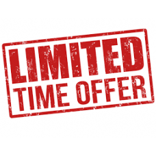 Limited Time Offers from £95.00