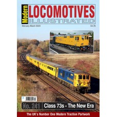 Modern Locomotives Illustrated Issue 241 Class 73s The New Era