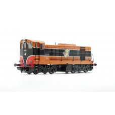 Murphy Models Class 121 - Loco Number 134
