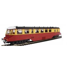 GWR/BR (W20W) Crimson & Cream Railcar