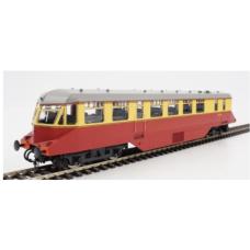 GWR/BR (W21W) Crimson & Cream Railcar