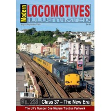 Modern Locomotives Illustrated Issue 238 Class 37 The New Era