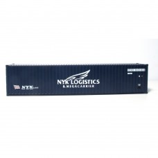 CR-N Gauge NYK Logistics & Megacarrier 40Ft container
