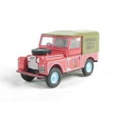 Oxford Diecast Land Rover Series 1 88 Canvas